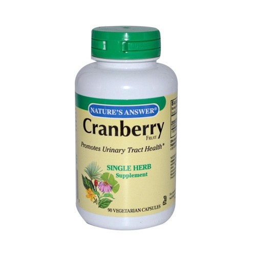 Nature's Answer Cranberry Fruit