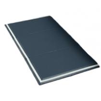 Posey Narrow Beveled Glow Floor Cushion