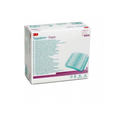 Tegaderm Foam 90600   2 x 2 Inch by 3M