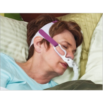 GoLife Women's Nasal Pillow CPAP Mask with Headgear