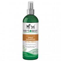 Pet Anti-Flea Easy Spray Shampoo