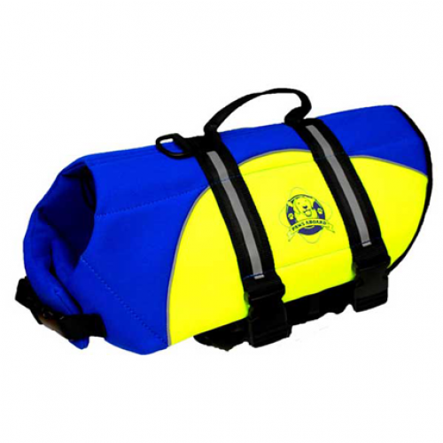 Paws Aboard Neoprene Doggy Life Jacket