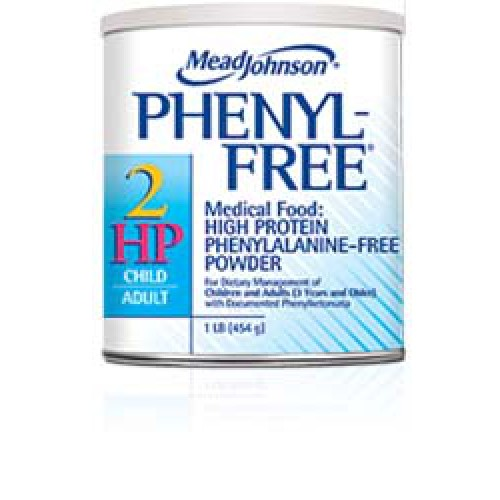 Phenyl-Free 2 High Protein Child to Adult Medical Food Powder