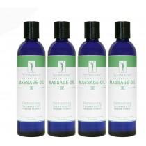 Refreshing Aromatherapy Blend Massage Oil