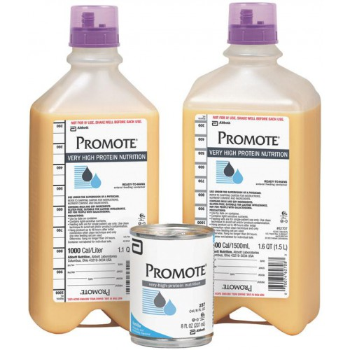 Promote 1000 mL and 1500 mL Ready-to-Hang Bottles, 8 oz Can