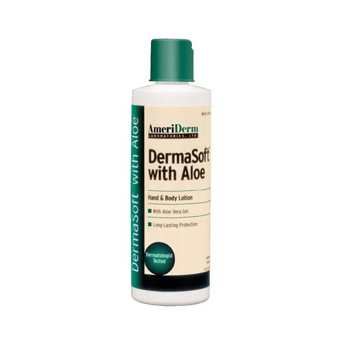 Derma Soft Body Lotion 8 Oz