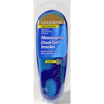 GoodSense Massaging Dual Gel Insoles