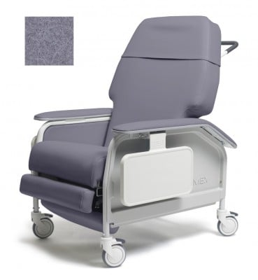 lumex extra wide clinical care geri chair recliner aa4