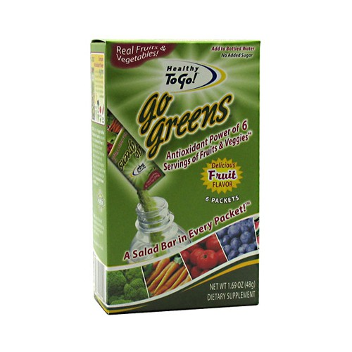 To Go Brands Go Greens