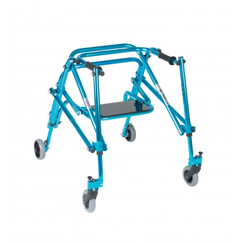 Nimbo Rehab Lightweight Posterior Walker with Seat