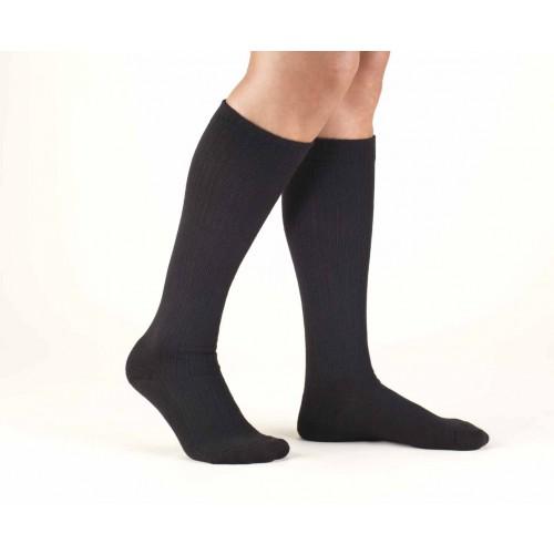 TRUFORM Women's Casual Comfort Trouser Socks 10-20 mmHg