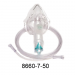 8660-7-50 Pediatric Nebulizer Mask