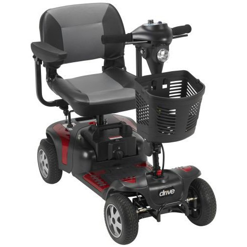 Phoenix 4 Wheel Heavy Duty Scooter - Drive Medical PhoenixHD4