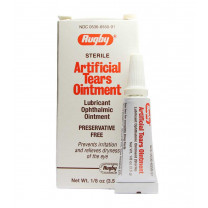 Rugby Artificial Tears Ointment 536655091