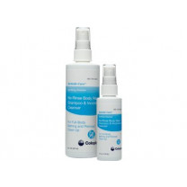 Bedside-Care Sensitive Skin Spray No-Rinse Body Wash, Shampoo and Incontinence Cleanser for All Ages Including Neonates