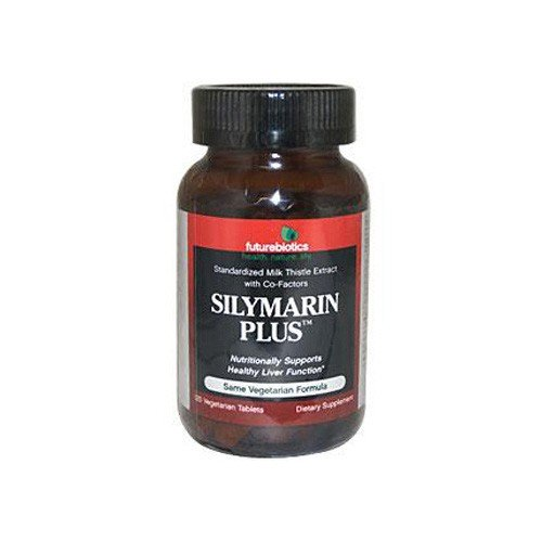 FutureBiotics Silymarin Plus Dietary Supplement