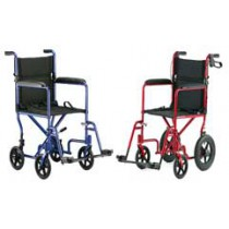 Invacare Lightweight Aluminum Transport Chairs