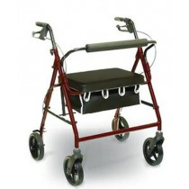 Bariatric Marbled Rollator by PMI