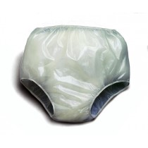 Diaper Cover Vinyl Pants for Extra Protection