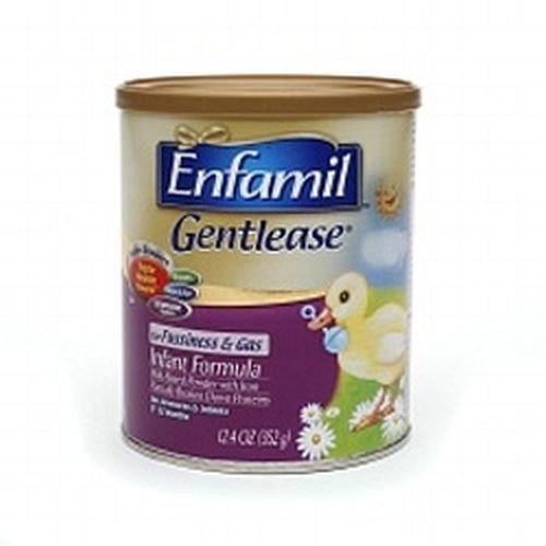 Enfamil Gentlease for Fussiness Gas and Crying Infant Formula - 12.4 oz
