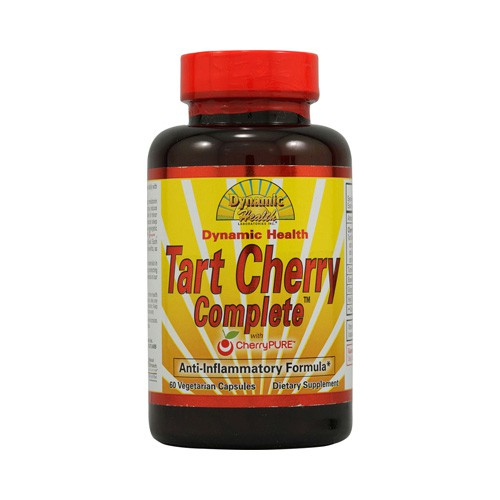 Dynamic Health Tart Cherry Complete with CherryPure Anti Inflammatory Formula