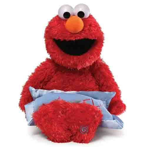 The Peek-A-Boo Elmo