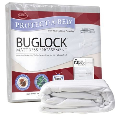 Protect A Bed Buglock Mattress Encasement Bob2109