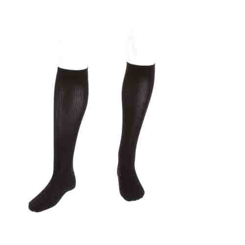 Patriot medi Men's Ribbed Knee High Compression Socks 15-20 mmHg