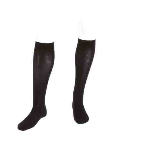 Patriot Medi Men's Ribbed Knee High Compression Socks 30-40 mmHg