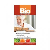 Bio Nutrition Prostate Wellness Vegetarian Capsule Dietary Supplement
