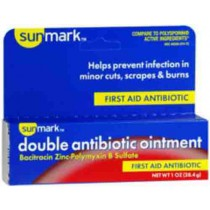 Double Antibiotic Ointment by Sunmark
