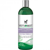 Vet's Best Hypo-Allergenic Dog Shampoo for Sensitive Skin