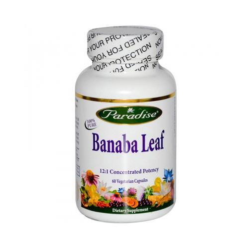 Paradise Herbs Banana Leaf