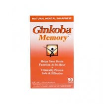 Pharmaton Natural Health Products Pharmatron Ginsana Ginkoba Memory