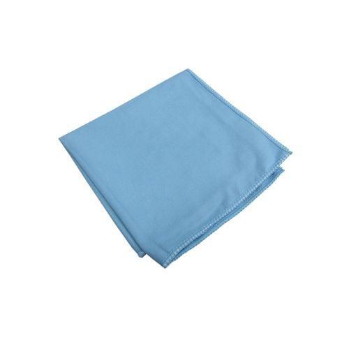 Specialty Glass & Mirror Suede Microfiber Towel