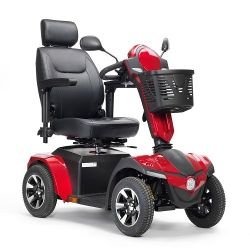 Panther Heavy Duty 4-Wheel Scooter
