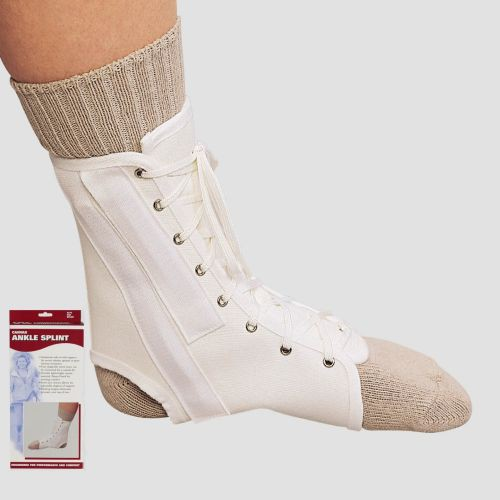 Canvas Ankle Splint