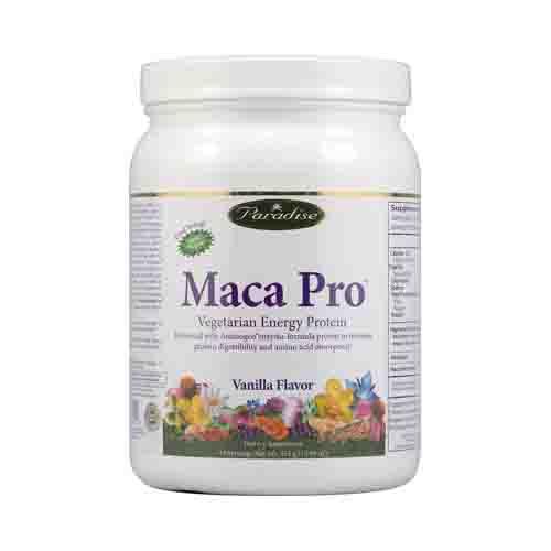 Maca Pro Vegetarian Energy Protein