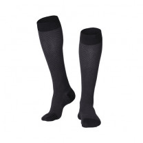Herringbone Pattern Compression Socks 20-30 mmHg