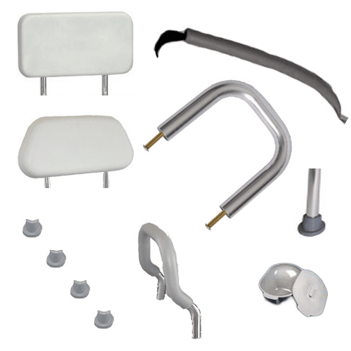Transfer Bench Accessories Shower Chair Accessories  : eagle health supplies transfer benches and bathroom aid accessories and replacement parts 29a from vitalitymedical.com size 500 x 500 png 105kB