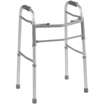 PCP 5050 Double Button Folding Walker