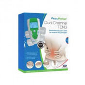 Carex AccuRelief Dual Channel TENS Pain Relief System - ACRL-3001