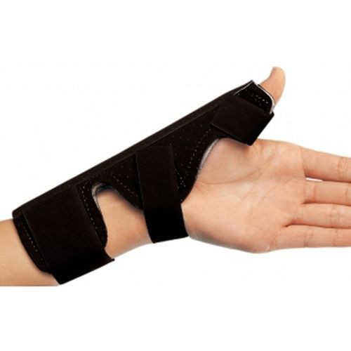 PROCARE Thumb Splint Wrist Strap Aluminum/Suede