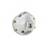N95 8210V Respirator with Cool Flow Valve