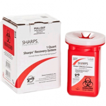 Sharps Container By Mail System 1-Quart 10100