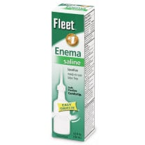 Fleet Enema Saline Laxative - Ready to Use | 4.5 ounce