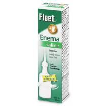 Fleet Enema Sodium Phosphate Saline Laxative for Adults