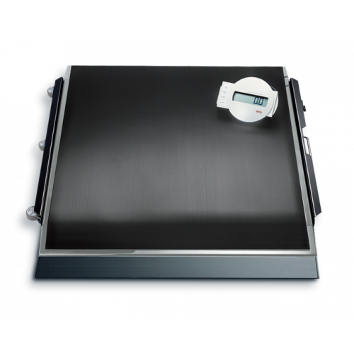 Seca High Capacity Digital Platform Scale With Transport Castors 674