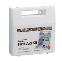 Acme United American Red Cross Family First Aid Kit, 115 Piece