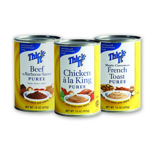 Thick-It Purees - Precision Foods